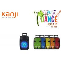 Buy cheap 12 Driver Portable Party Speakers ,Bluetooth Trolley Speaker With Mic product