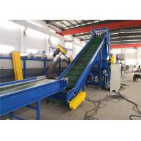 China PE PP Pet Bottle Recycling Plant  High Processing Capacity Automated 220v on sale