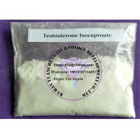 China Testosterone Isocaproate/ Test Iso Muscle Building Steroids wholesale