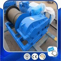 China 5 Ton Winch Cable Pulling Winch Machine on sale