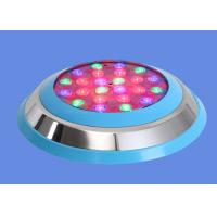 Buy cheap 72w Waterproof Wall Mounted Underwater Led Lights For SPA Light Fixture Color Changing product