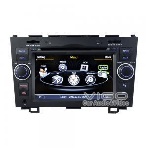 Buy cheap Stereo Honda Sat Nav DVD Player For Headunit GPS Navigation CR-V C009 product