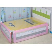 Buy cheap Pink Safe Sleeper Guard Rails For Full Size Bed / Youth Bed Rails Safety product