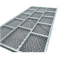 China Customized ICTC Galvanized Steel Scaffolding Steel Catch Plate wholesale
