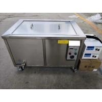 Buy cheap 3600 Watt Digital Ultrasonic Cleaner Aluminum / Stainless / Carbon Steel Tube Cleaned product