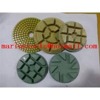 Buy cheap Concrete Grinding Pads/Tools for Stone Floor Restoration product