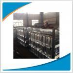 Buy cheap Steel bracket for transport belt, roller bracket/frame product