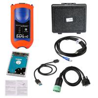 JOHN DEERE DIAGNOSTIC KIT for John Deere Service Advisor Electronic Data Link v2 Truck diagnostic scanner