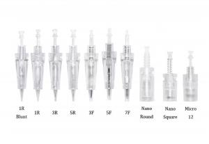 Buy cheap Disposable permanent makeup Cartridge needles for Tattoo 1RL/3RL/5RL/7RL/5F/7F product
