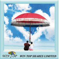 Buy cheap 24 Ribs Golf Big Umbrella for Family product