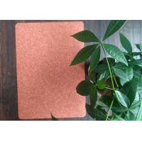 Quality Sound Absorption Homogeneous Vinyl Flooring Soundproof Environment Friendly for sale