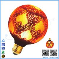 China Christmas LED Lights Wedding Decorations G125 Colorful LED Edison Bulb wholesale
