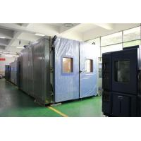 China Customized Walk-In Chamber Environmental Chamber With Mechanically Cooled wholesale