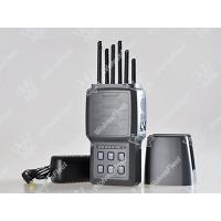 Buy cheap Mini Portable Mobile Jammer WF-K6 For Military & Government Police Use product