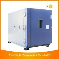 Buy cheap High Altitude Low Pressure Simulation Environmental Test Chamber With PID For Lab product