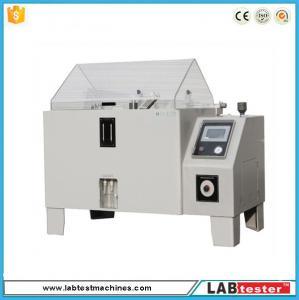 China White Touch Screen Lab Test Machines / Salt Spray Test Machine Corrosion Testing wholesale