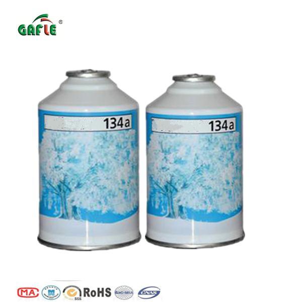 Quality Gafle/OEM Excellent Market Cooling R134A Refrigerant Gas for sale