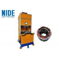 Buy cheap 1000kg Coil Winder Machine High Efficiency One Station For Stator Coil Forming product
