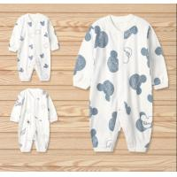 Buy cheap 0-24month newborm cotton long sleeve romper product