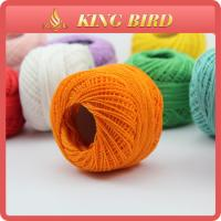 Buy cheap Small ball crochet Machine Embroidery Threads for knitting sewing product