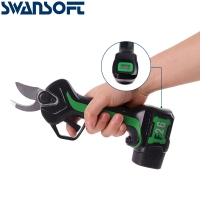 Buy cheap F26 16.8V Cordless Pruning Shears For Farm Gardens, Rechargeable Pruning Shears from wholesalers