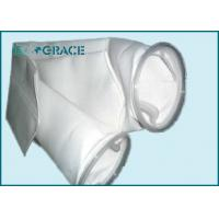 Buy cheap Baghouse Polyester  Micron Filter Bags / Industrial Bag Filters For Water Treatment product