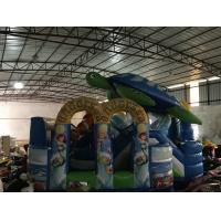 Buy cheap Undersea World Themed Inflatable Jumping Combo For Amusement Park from wholesalers