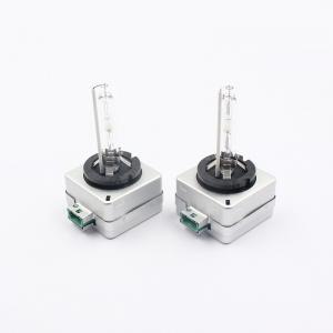 Buy cheap 35W 12V 6000K HID Xenon Headlight Bulbs , IP68 D1s Xenon Bulb product