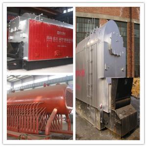 China DZL choisissent la chaudière à vapeur mise le feu par charbon de tube du l'Eau-feu de tambour wholesale