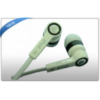 China 10mm Speaker In Ear Earphone with Mic with Volume Control on sale
