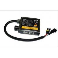 Buy cheap Electronic HID Ballasts with Output Open / Short Protection product