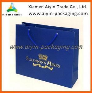 China Paper Bag  Gift Bag Wine  Bag Kraft Paper Bag Shopping Bag on sale