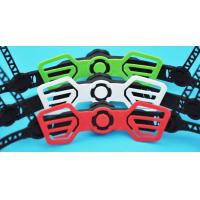 China Full Ring / Half Ring Fit System Helmet Parts With Good Coverage For Head Comfort wholesale