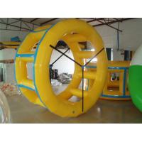 Water Park Toy Inflatable Water Running Circle Inflatable Water Parks Games