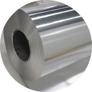 Quality PP PS Coated Aluminum Foil Rolls,heat seal laquer aluminium foil film for sale