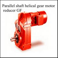 China Parallel Shaft Speed Reducer on sale