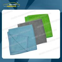 Buy cheap OEM / ODM Colorful Microfiber Cloth For Car Wash Custome Logo product