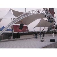 Buy cheap Line Array Outdoor Sound System 3200 Watt With 60Hz-19KHz Frequency product