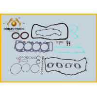 Buy cheap 5878143454 ISUZU NPR Parts 4HF1 Gasket Set Engine Overhaul Package Head Gasket from wholesalers
