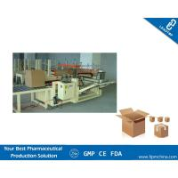 Buy cheap Automatic Corrugated Paper Box Making Machine / Carton Production Line product