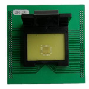 Buy cheap Adaptateur EBGA64 de programmation pour la prise d'essai d'up818 up828 EBGA64 IC product