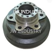 Buy cheap Brake drum/arbor wheel hub for TCM style forklift ductile iron casting parts product