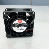 Buy cheap 8038 PWM Controlled Fan with High Quality for Ventilating IP67 from wholesalers