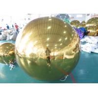 Buy cheap Decoration PVC Material Inflatable Mirror Balloon For Bars , Concerts from wholesalers