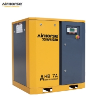 Buy cheap Professional manufacture low pressure screw air compressor 5.5kw 8bar product