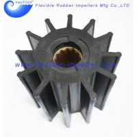 Buy cheap Water Pump Flexible Rubber Impeller Replace Johnson Impeller 09-814B for Johnson F9 water pump product