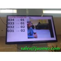 Buy cheap Bank Hospital Queue Display System 17 Inch Wireless Qmatic System product