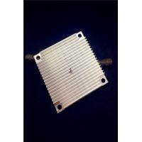 China Custom Heat Sink Aluminum Profiles Anodized Surface For Medical Equipment on sale