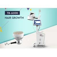 Buy cheap 650 / 808nm Diode Laser Hair Loss Therapy with LCD Screen Laser Hair Regrowth Machine product