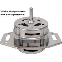Buy cheap 50/60Hz Washing Machine AC Electric Automatic Motor with Singel Phase HK-078Q product